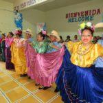 Cuadro de Danza el Instituto Mixto Hibueras